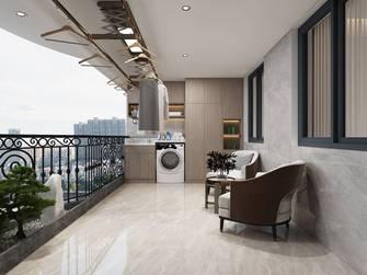 140平米四室一厅美式风格阳台装修案例