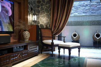 三东南亚风格客厅装修效果图