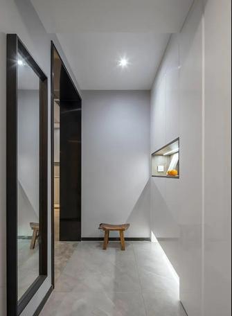 富裕型130平米三现代简约风格玄关图片