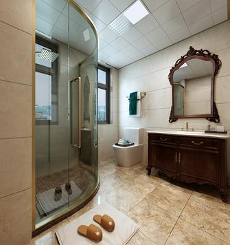 20万以上140平米四室两厅欧式风格卫生间装修效果图