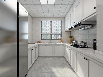 三室一厅中式风格厨房设计图