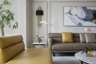 豪华型140平米复式美式风格客厅图
