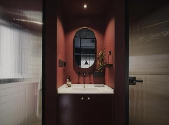 5-10万110平米三室两厅新古典风格卫生间图