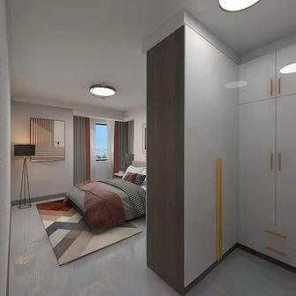 5-10万130平米四室两厅现代简约风格衣帽间设计图