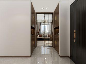 富裕型130平米三室两厅中式风格玄关效果图