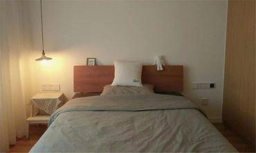 50平米一居室日式风格卧室装修案例