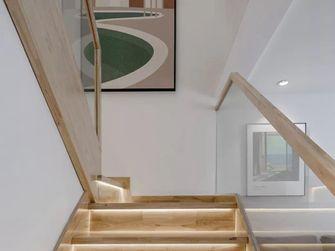 3-5万40平米小户型北欧风格楼梯间设计图