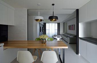 豪华型140平米四室两厅新古典风格餐厅图