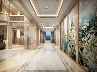 140平米别墅新古典风格走廊效果图