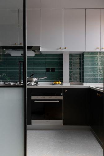 110平米三欧式风格厨房装修图片大全