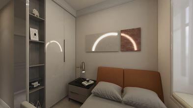 70平米现代简约风格卧室装修图片大全