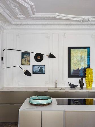 富裕型80平米法式风格厨房图片