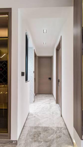 90平米三室两厅轻奢风格走廊装修图片大全