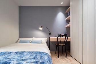 60平米公寓港式风格卧室装修案例