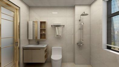 富裕型130平米四室两厅中式风格卫生间装修效果图