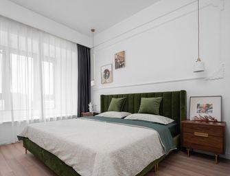 20万以上120平米三室两厅北欧风格卧室装修效果图