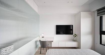 3万以下120平米三室两厅现代简约风格卧室装修图片大全