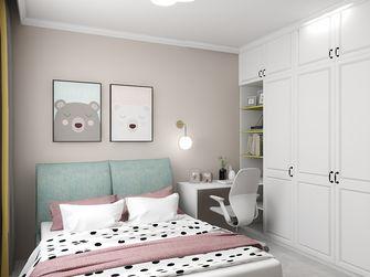 富裕型130平米三室两厅现代简约风格卧室设计图