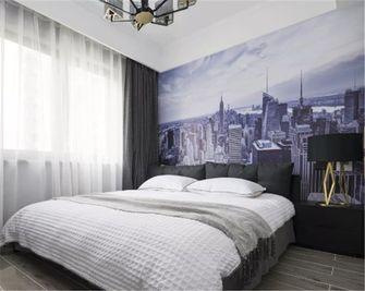 20万以上140平米三美式风格卧室图