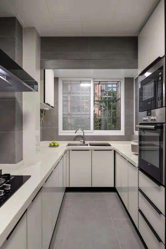 70平米欧式风格厨房设计图