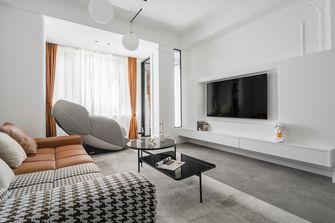 豪华型130平米三室两厅法式风格客厅欣赏图