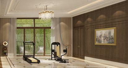 豪华型140平米复式法式风格健身房图片大全