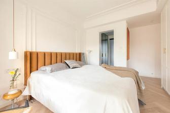 富裕型140平米四室两厅法式风格卧室装修图片大全