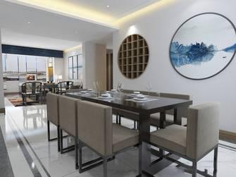 富裕型140平米三室两厅新古典风格客厅装修效果图