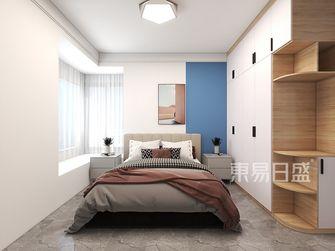 富裕型北欧风格卧室装修效果图