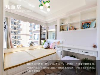 15-20万110平米四室两厅美式风格青少年房欣赏图