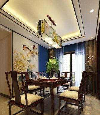100平米三新古典风格餐厅装修图片大全