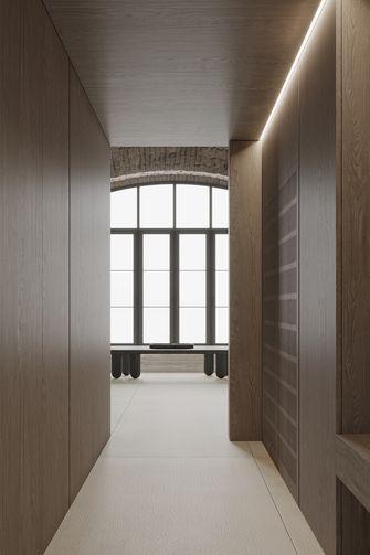 豪华型140平米别墅日式风格玄关图