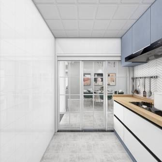 豪华型140平米四室一厅北欧风格厨房图片