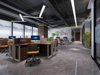 5-10万140平米公装风格走廊图片大全