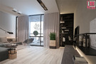 100平米三室两厅现代简约风格走廊装修效果图