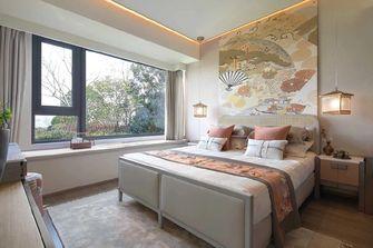 富裕型120平米三日式风格卧室装修案例