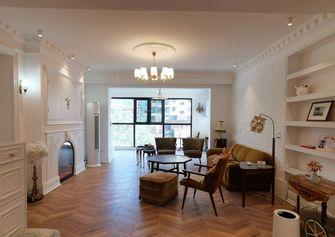 15-20万130平米三室两厅法式风格客厅图