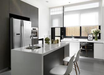 3-5万50平米现代简约风格厨房图片大全