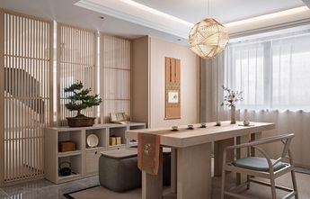 20万以上140平米三室两厅日式风格书房图片大全