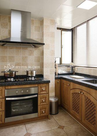 140平米四美式风格厨房图