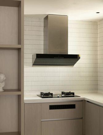 富裕型110平米三室两厅混搭风格厨房装修案例