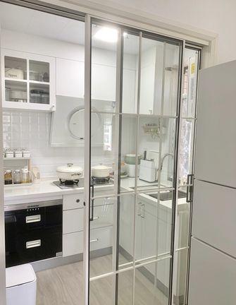 60平米混搭风格厨房图片