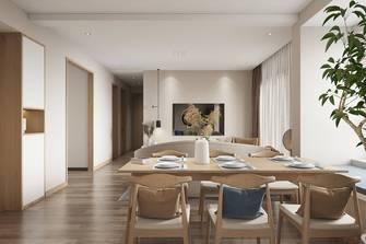 20万以上三室两厅田园风格餐厅欣赏图