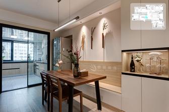 15-20万140平米四室两厅混搭风格餐厅装修案例