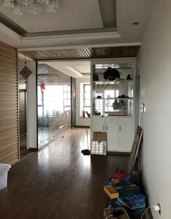富裕型140平米四室两厅现代简约风格玄关图片