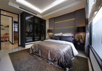90平米三室一厅日式风格卧室图