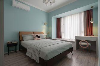 经济型90平米三室三厅北欧风格卧室图片
