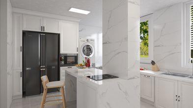 20万以上140平米三室两厅欧式风格厨房设计图