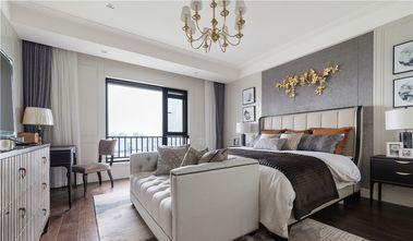 15-20万110平米一室一厅轻奢风格卧室装修图片大全
