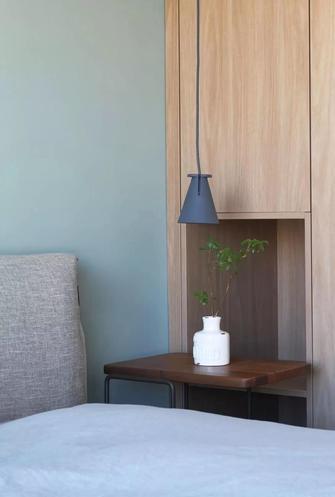 20万以上40平米小户型现代简约风格卧室装修效果图